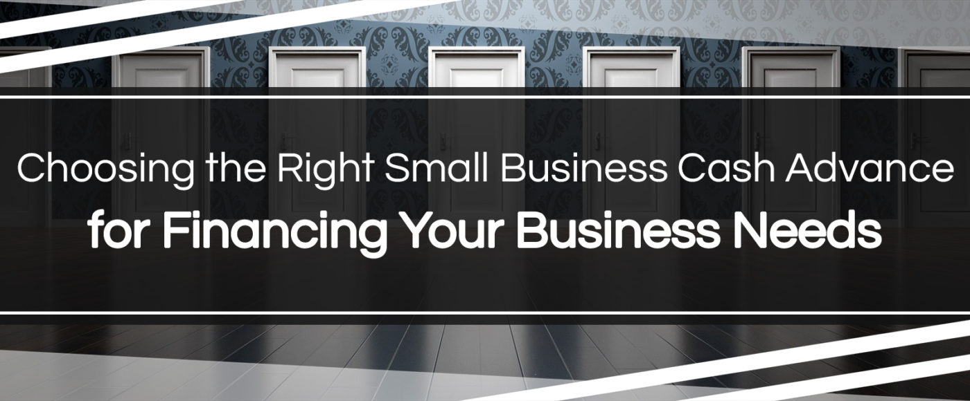 small business cash advance