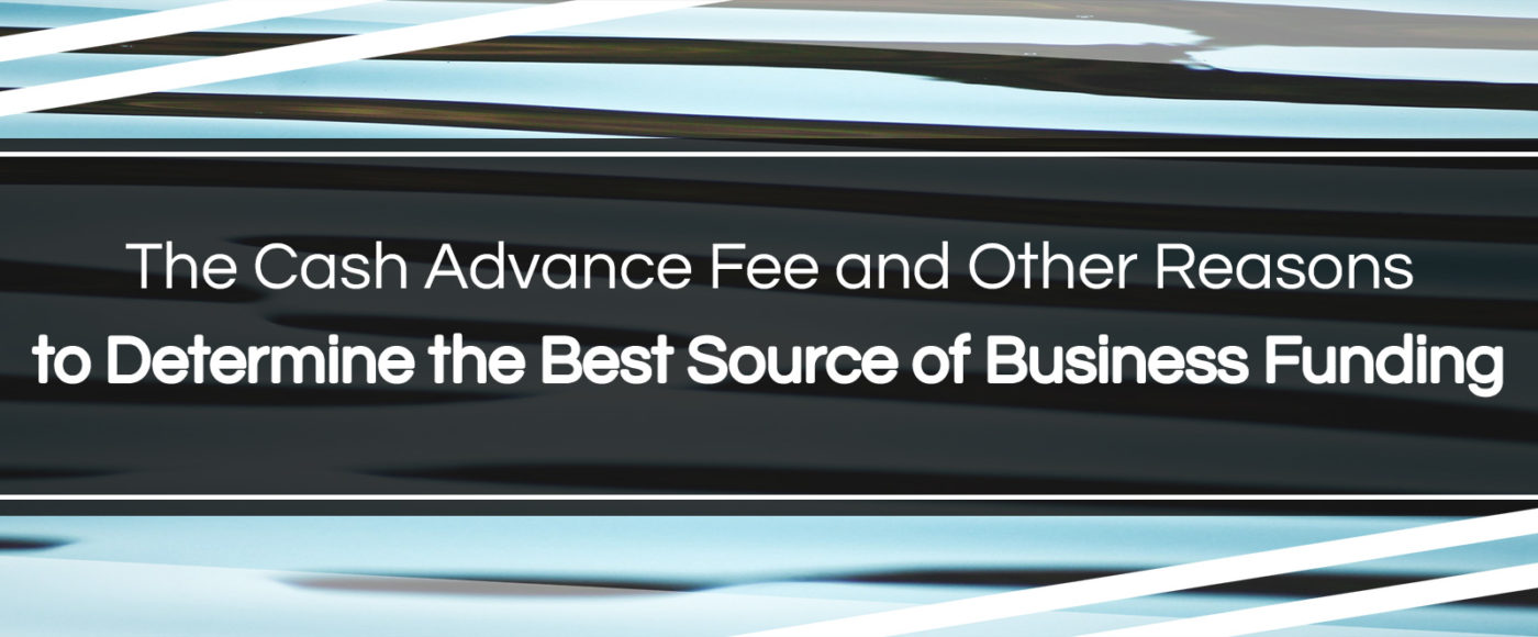 cash advance fee
