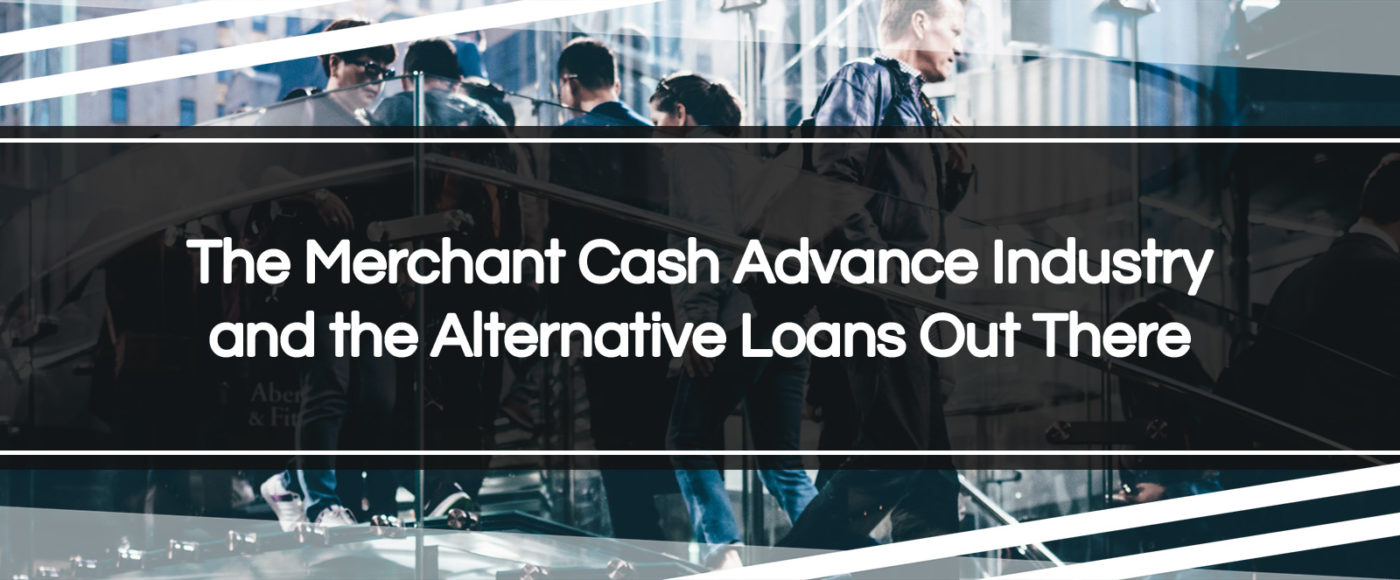 merchant cash advance industry