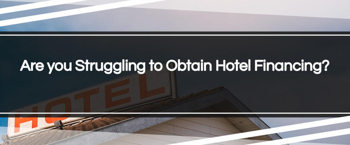 hotel financing