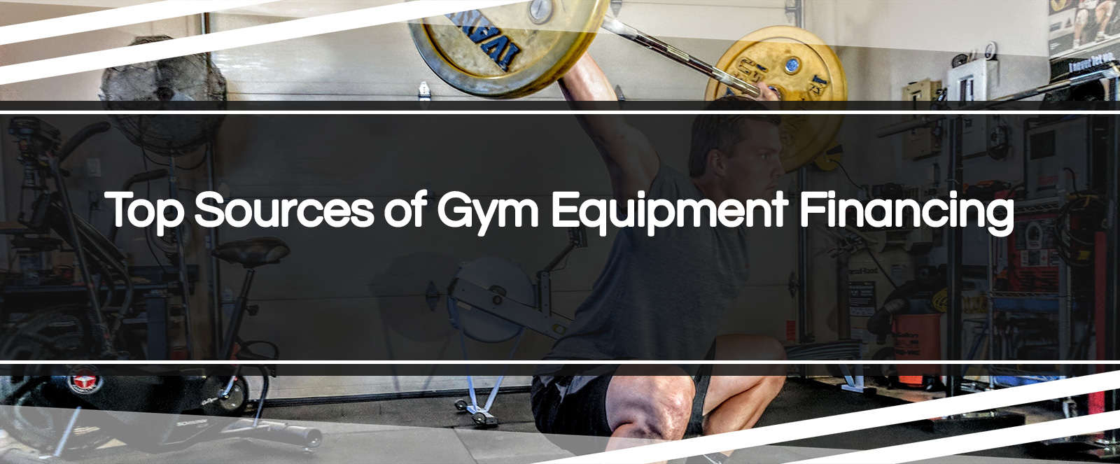 gym equipment financing